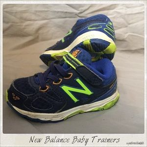 New Balance Baby Trainers 👟